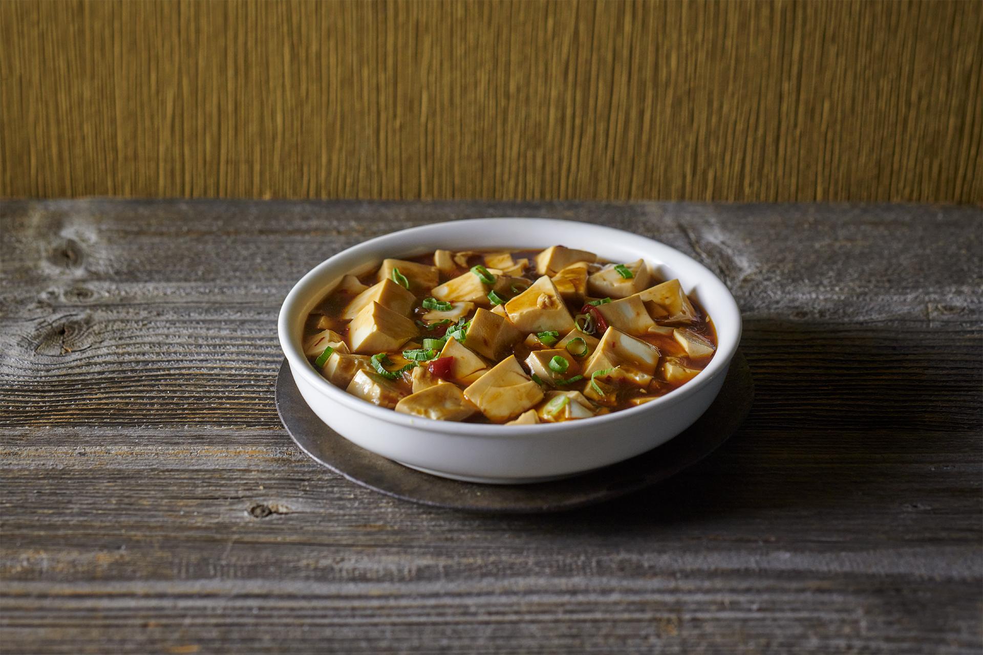 Ma Poh tofu